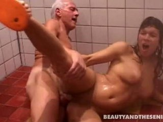 Porno Video of Young And Beautiful Teen With Old Man
