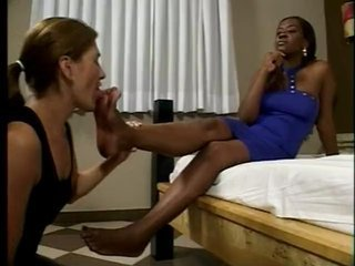 Porn Tube of Dirty Feet 4