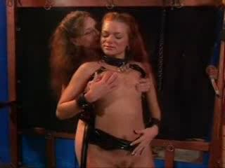 Porno Video of Bdsm Lesbian Play