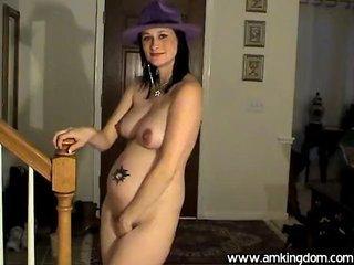 Porno Video of Pregnant Tori 1