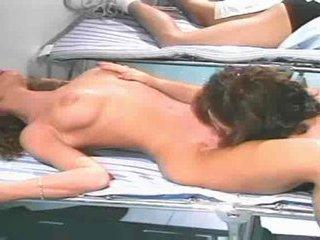 Porn Tube of Retro Lesbo Licking