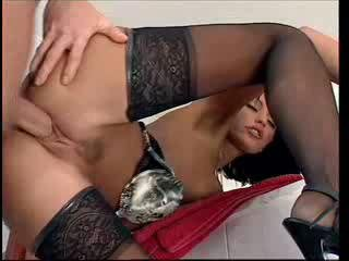Porno Video of German Maid Fucks Her Master