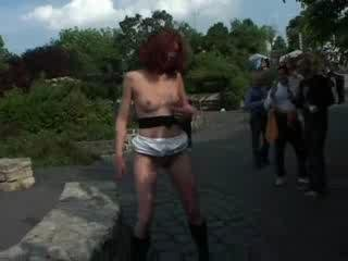 Sex Movie of Piss: Public Nudity Extrem