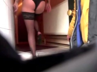 Porno Video of Amateur Guy Visits Hooker For Asslicking And Foot Worship