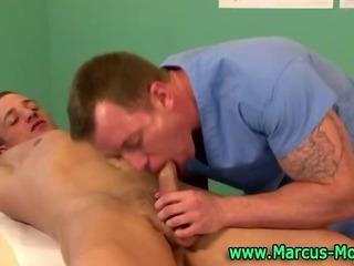 Porno Video of Ass Examination For Pornstar
