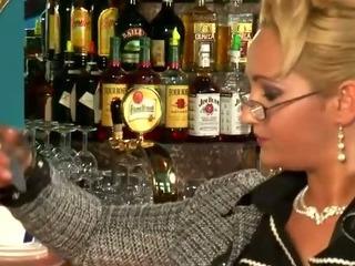 Porno Video of Smoking Blonde Femdom