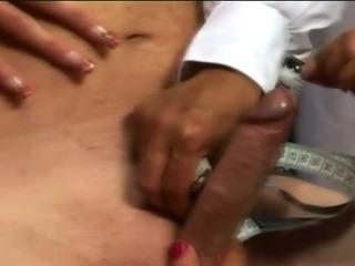Porno Video of Whores Get Juicy Cumshot From Cfnm