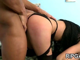 Porno Video of Ass Cruelly Fucked On Cam