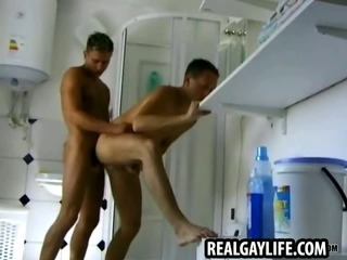 Porno Video of Horny Stud Gets His Cock Sucked Before Anal