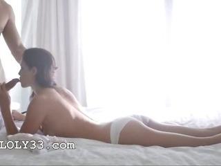 Porn Tube of Tiffany Cheerleader In Love