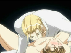 Horny anime gay fucks his boyfriend