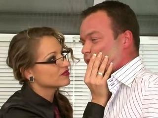 Porno Video of Lezdom Fetish Whore Blowjob