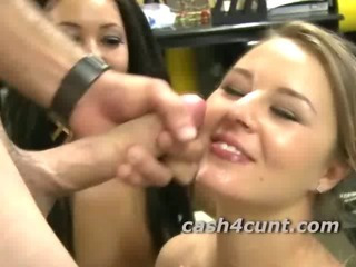 Porn Tube of Teen Blonde Sells Pussy To Pornstar For Cash And A Big Cock Fuck