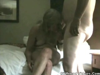 Porno Video of Mature Bj & Cock Riding