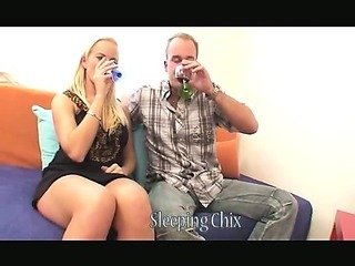 Porn Tube of Sleeping Chix - Ready For Everything...