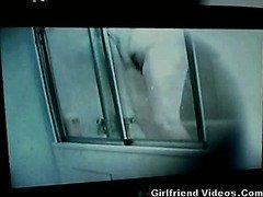 Hidden Cam Showering Wife