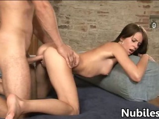 Porn Tube of Sex With Hot Teen Beauty