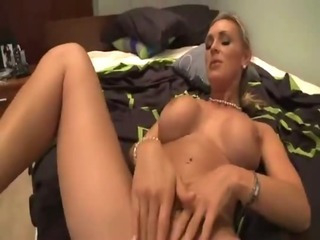 Porno Video of Best Friend's Mom Caught Me Jerking