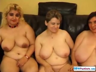 Porno Video of Bbw Mature Sluts With Boy