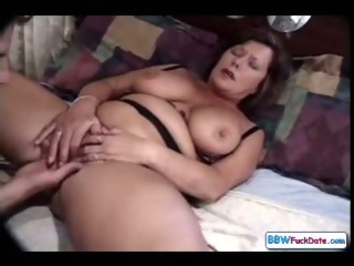 Porn Tube of Exotic Bbw Cougar