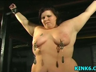 Porno Video of Her Nipples Pulled Right Off