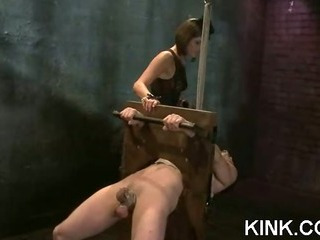 Sex Movie of Pretty Hot Babe Gets Punished