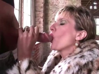 Porno Video of Femdom Stockings Fetish Whore