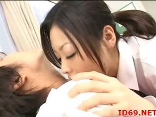 Porno Video of Babes In Hot Lesbo Scene