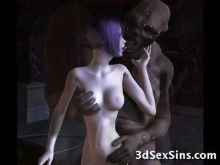 Porno Video of Ogres Banging 3d Elf Girls!
