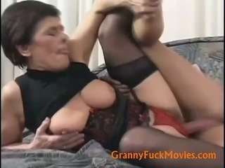 Porno Video of Old Slut Hard Fucked From Behind