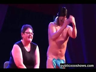 Porn Tube of Amateur Male Stripper