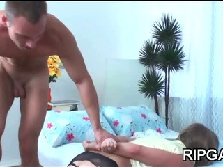 Porno Video of Beauty Likes Anal So Much