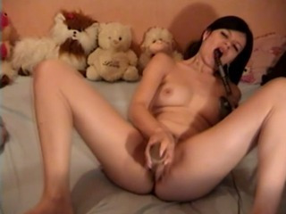 Porno Video of Striptease To Hardcore Masturbation Hd