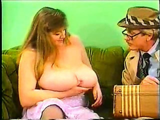 Porn Tube of Bbw Fucking The Bra Salesman
