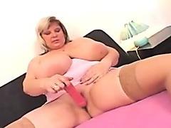 BBW June Kelly - Real Big Tits 30