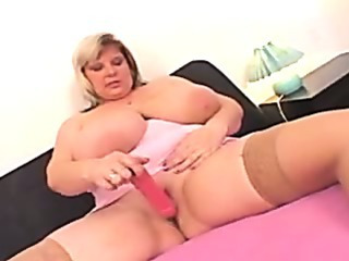 Porno Video of Bbw June Kelly - Real Big Tits 30