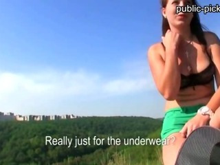 Porno Video of Outdoor Photoshoot Leads To Hot Fucking And Cumshot