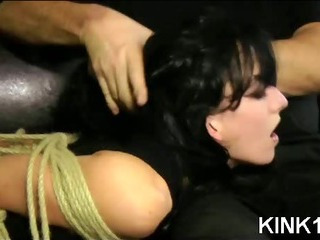 Porno Video of Big Titty Submissive