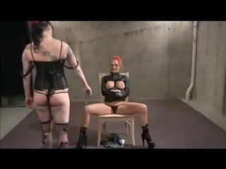 Porno Video of Big Tit Lesbian Domination