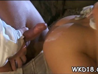 Porn Tube of Man Drills Sex Appeal Gal