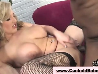 Sex Movie of Hardcore Fuckers With A Femdom Fetish For Interracial Meat