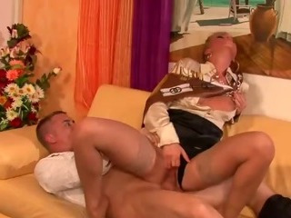 Porno Video of Clothed Fetish Glamour Slut  Fuck And Facial
