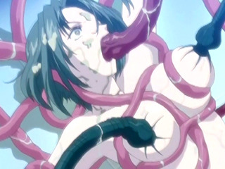 Porno Video of Cute Hentai With Bigboobs Brutally Fucked By Tentacles