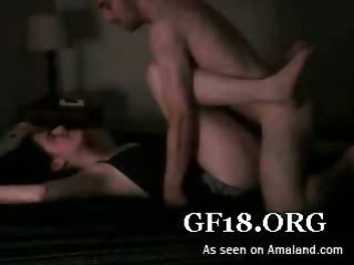 Porno Video of Wet Snatch Dildo-fucked