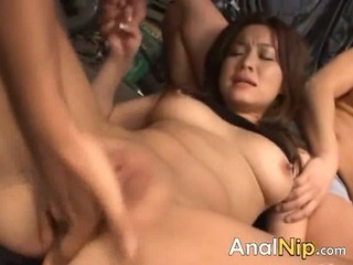 Porn Tube of Real Korean Anal Sex In The Garage