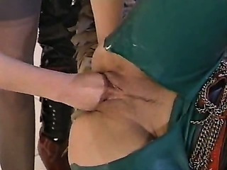 Porno Video of Ffm - Latex Anal And Fist