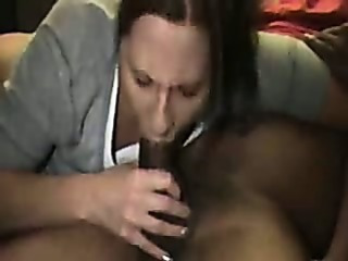 Porno Video of She Loves Cock Interracial Style