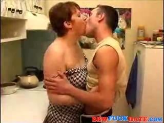 Porno Video of Fat Mom And Son Home Fucking