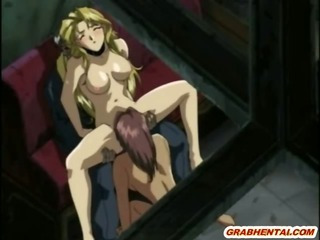 Porno Video of Swimsuit Hentai Bondage Gets Ass Injection With An Enema And Watching Her Friend Fucked