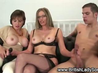 Porno Video of Foxy Mature Blonde Fuck
